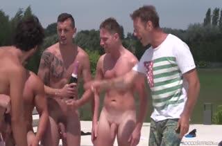 Красивое порно видео с аппетитными блондинками №3516 3