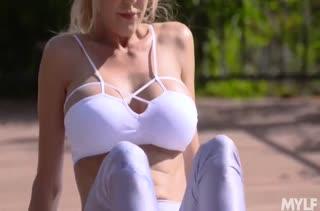 Смачное порно видео девушек с большими дойками №4030 1