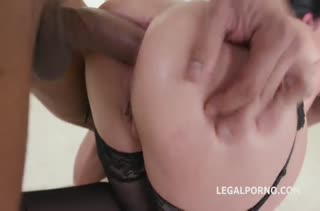 Пошлая парочка снимает свой секс прямо на телефон №2684