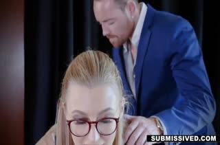 Сочный секс с фигуристыми секретутками в офисе №2937